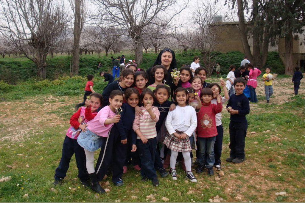 Orphelinat de Jabboulé - France Liban Soutien à l'Enfance