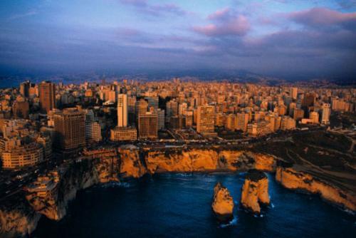 Le liban - Ville