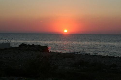 Le liban - Couché de soleil