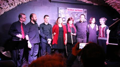 musiciens concert du 2 décembre 2018